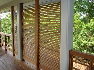 Light control privacy screen farlow group
