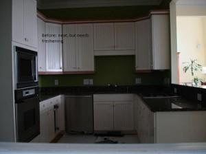 Kitchen before update
