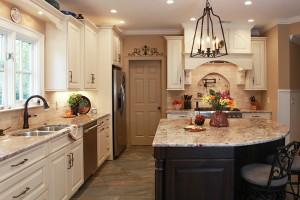 Many people consider their kitchen to be the heart of their home.
